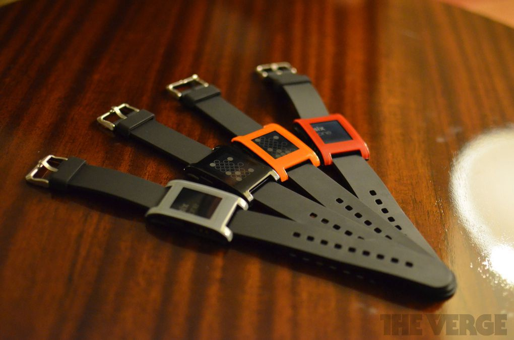 Pebble smartwatch finally shipping January 23rd, we talk to CEO