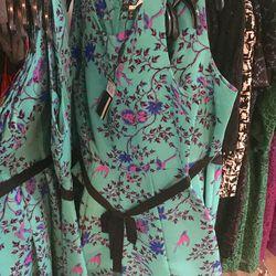 Floral Sasha dress, $100