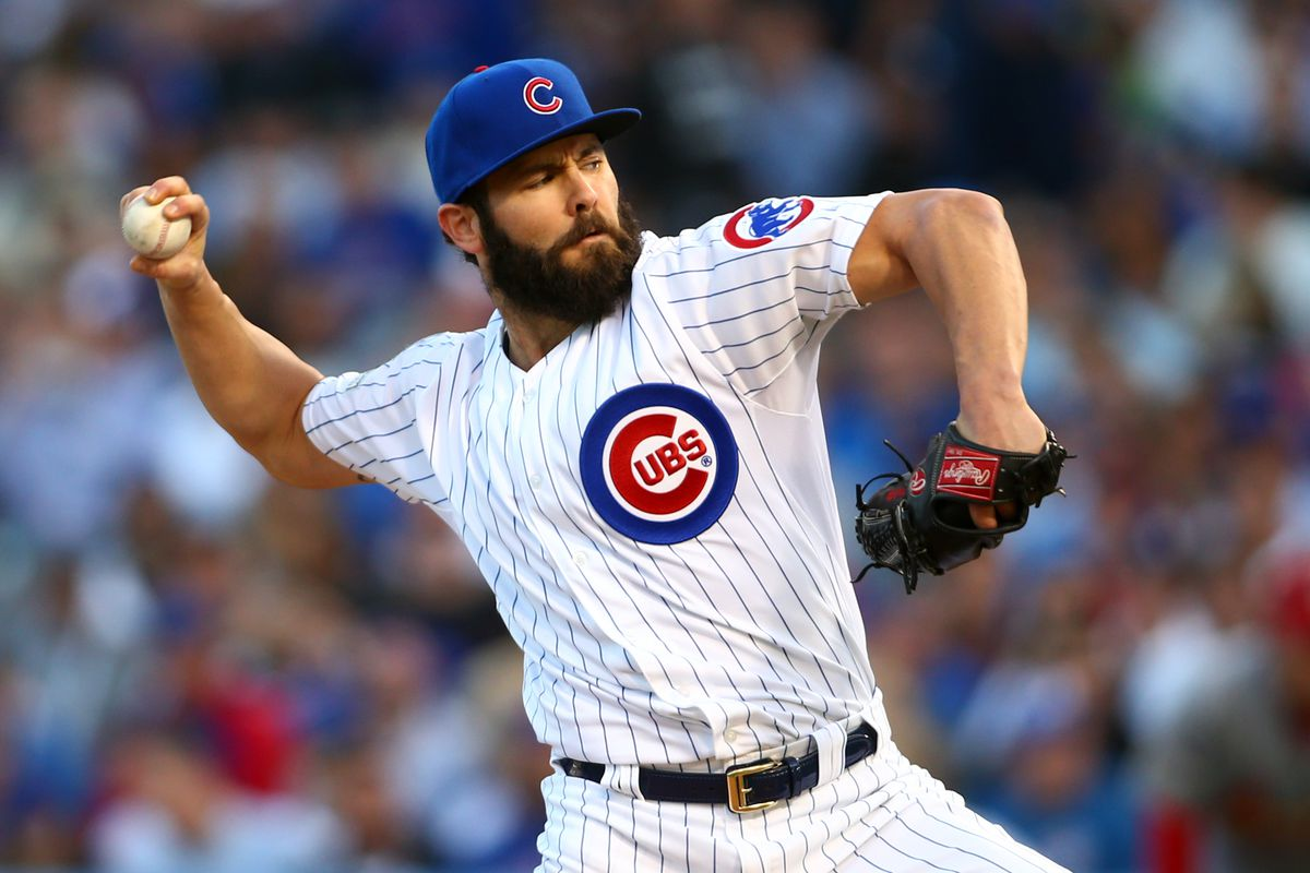 Jake Arrieta and his beard dominated baseball in 2015. What's in store for him and the Cubs in 2016?