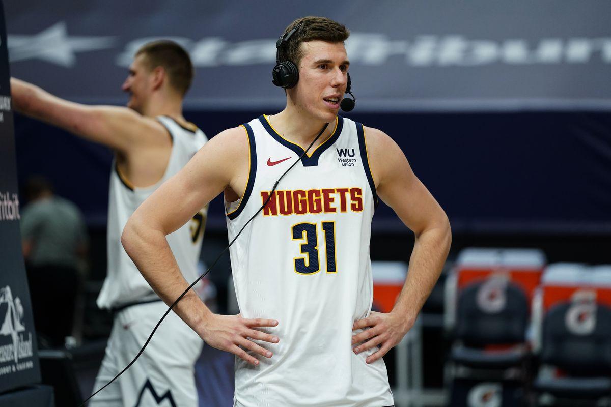 Denver Nuggets v Minnesota Timberwolves