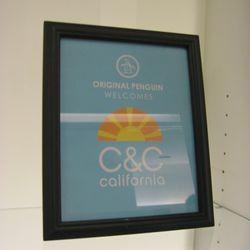 Original Penguin welcomes Los Angeles circa 2003
