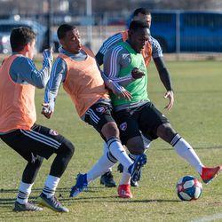 FC Dallas vs NTX Rayados