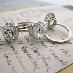 """Erica Weiner's <a href=""""http://ericaweiner.com/item.php?item_id=427&page=2&category_id=54"""">Herkimer """"Diamond"""" ring</a>, $110"""