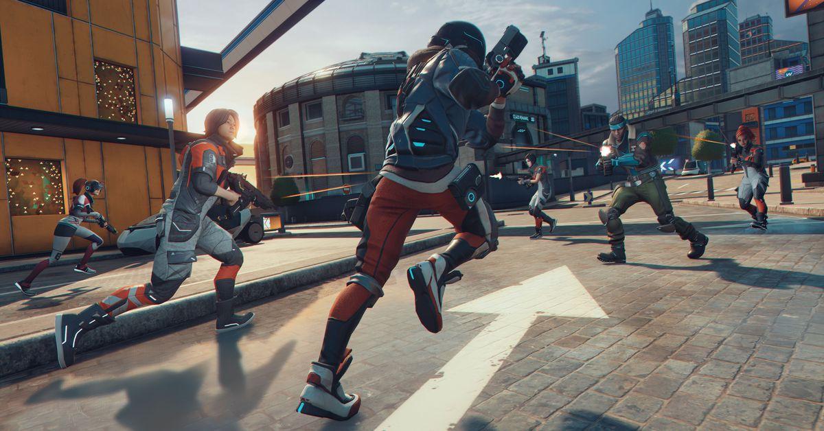 Hyper Scape của Ubisoft hiện đang ở giai đoạn thử nghiệm mở