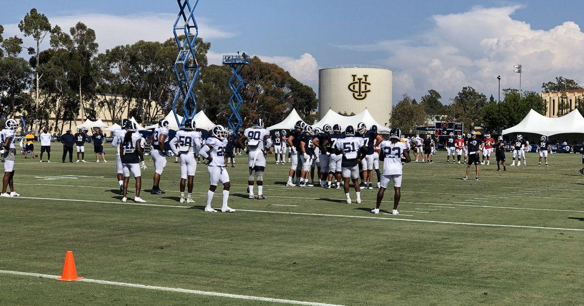 Training camp: August 15 practice recap