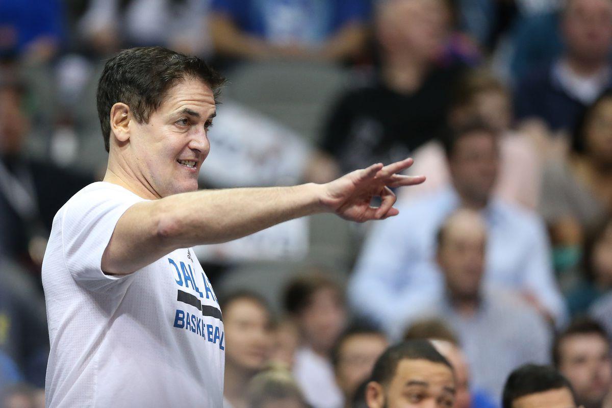 Dallas Mavericks owner Mark Cuban has another opinion.