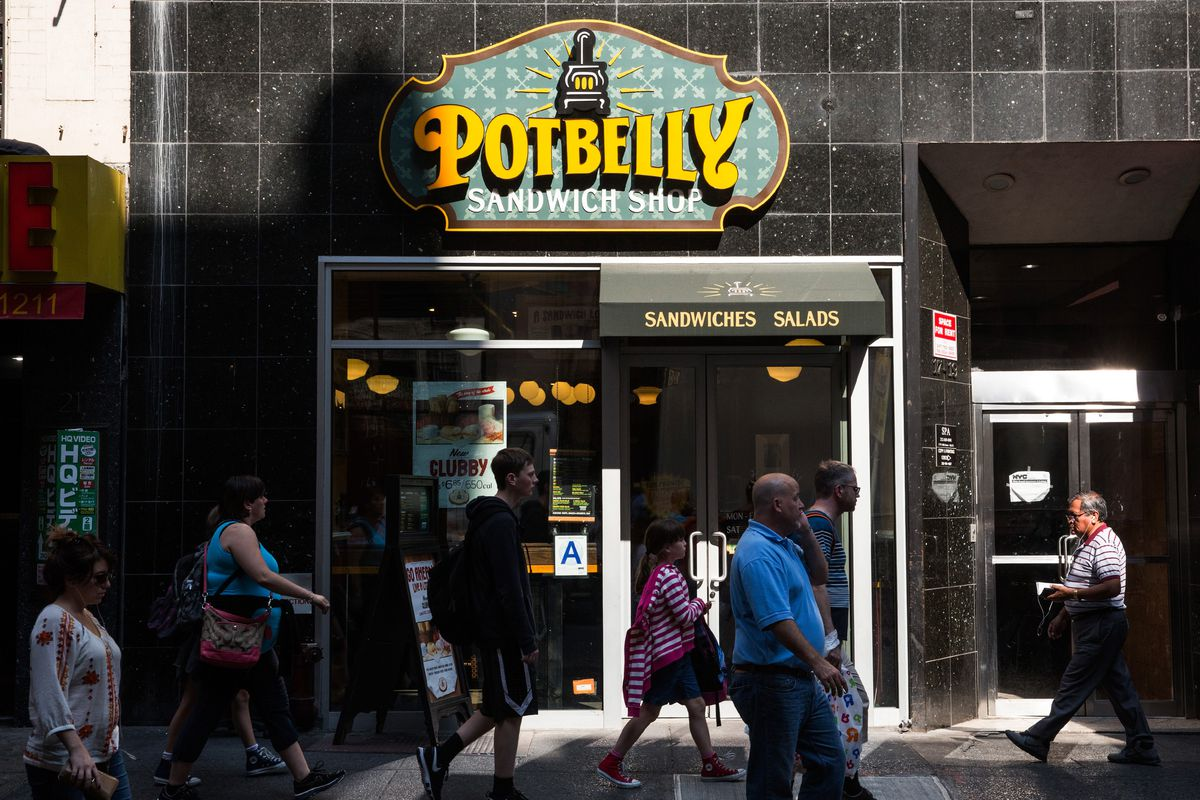 Stock Of Sandwich Shop Potbelly Soars After Its IPO