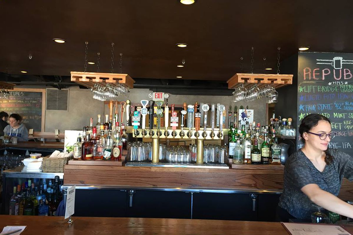 Only a few days left for a perfect pint at the Uptown Republic.