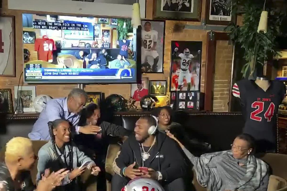 2020 NFL Draft - Rounds 2 - 7