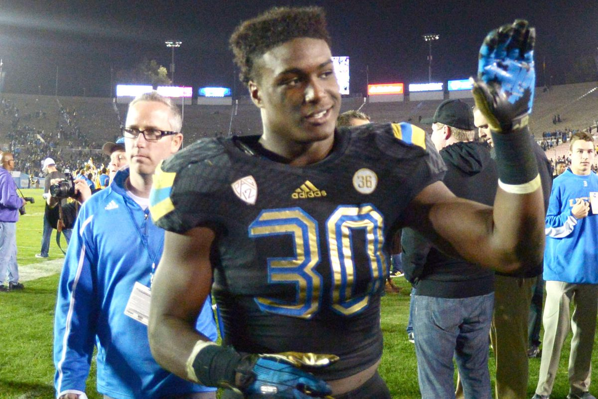 That Myles Jack is so hot right now.