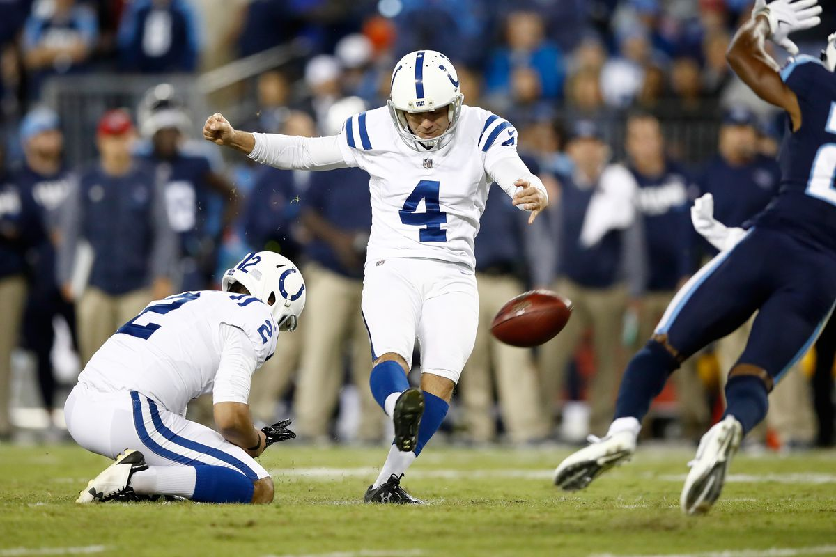 Indianapolis Colts vTennessee Titan