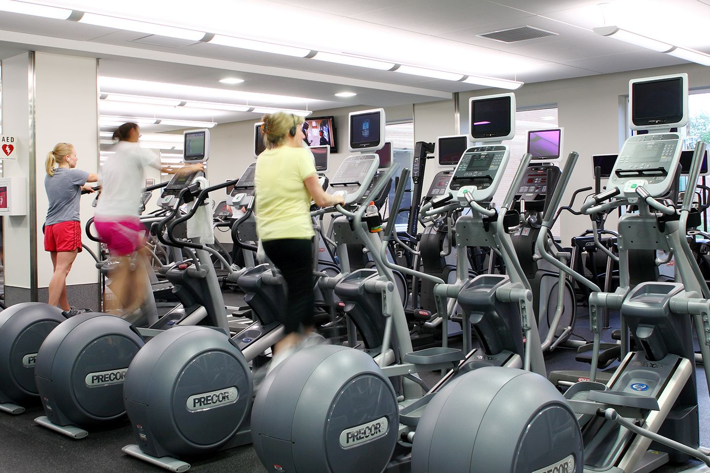 Where to Work Out for Free When You're Home for the Holidays
