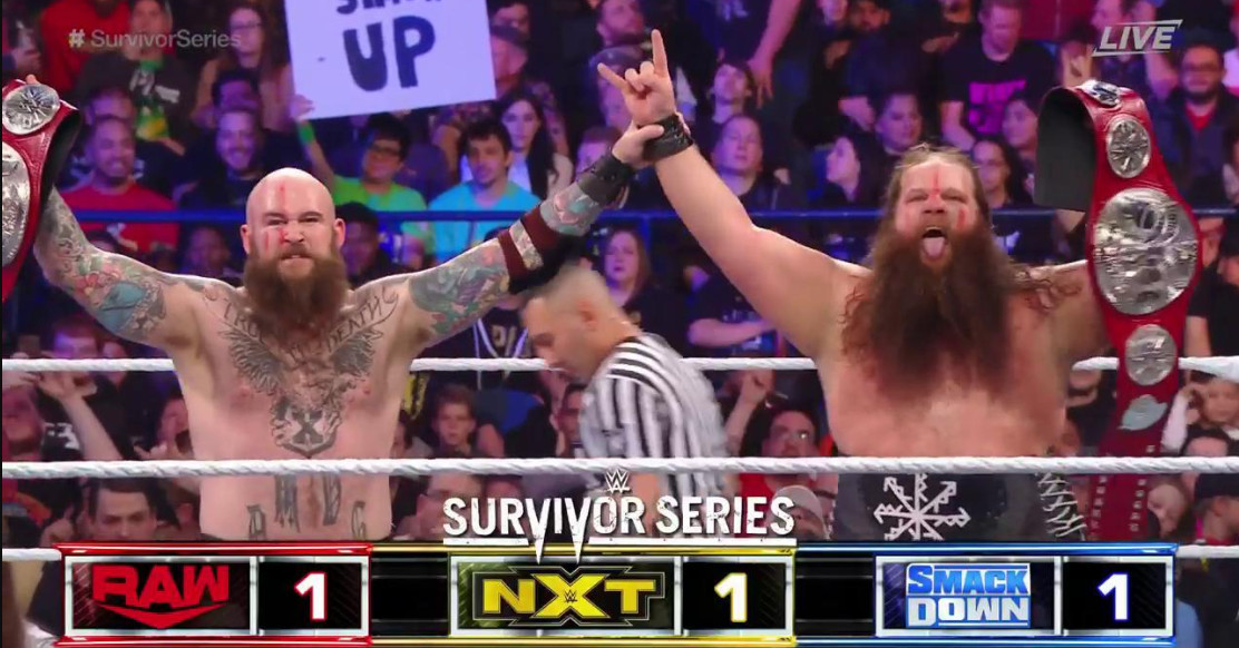 Image result for viking raiders survivor series