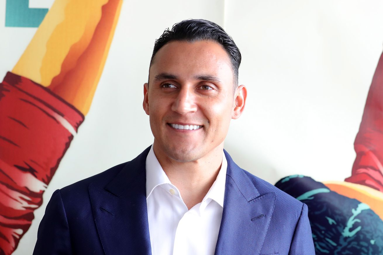 Real Madrid want to keep Keylor Navas, sign a young goalkeeper for the future