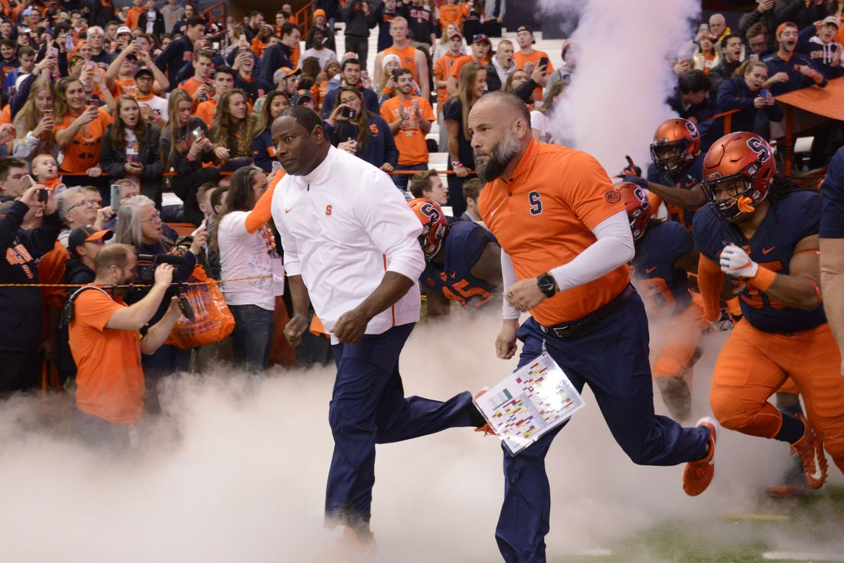 Notre Dame Football  Syracuse Orange Q A with Troy Nunes Is An Absolute  Magician 68c686b89
