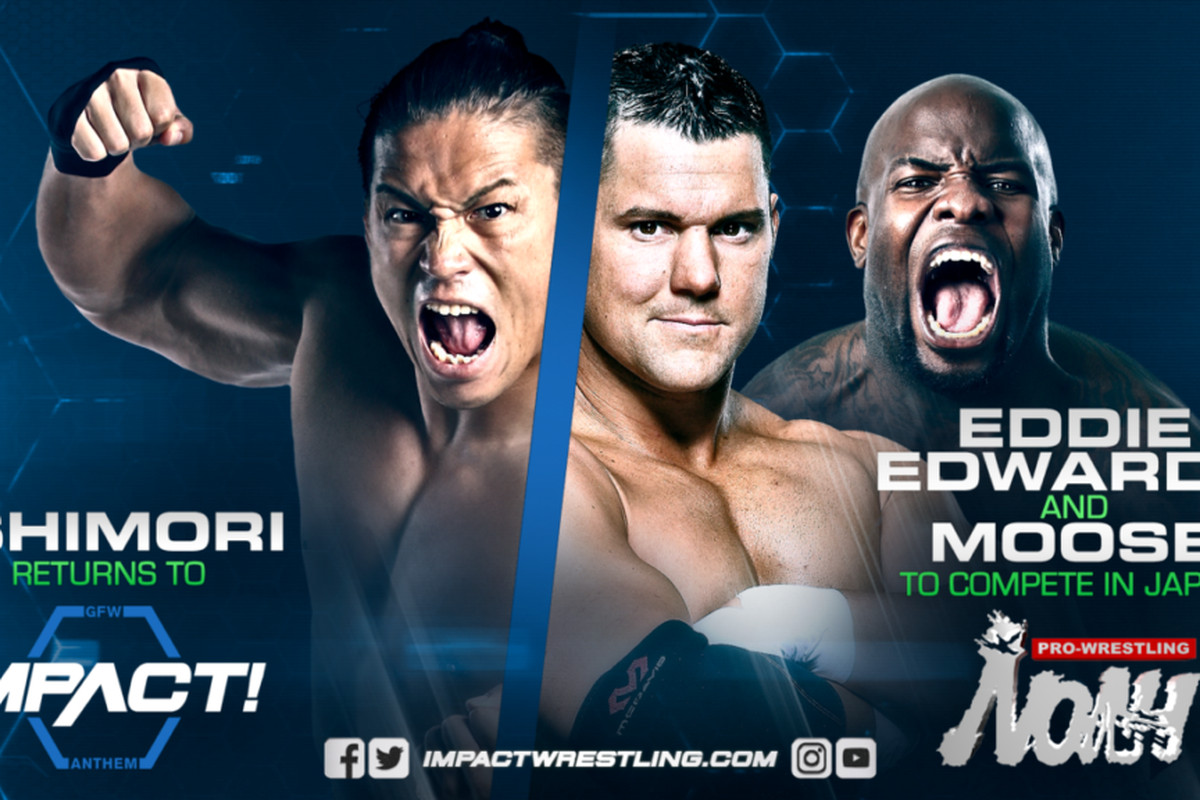 GFW extends partnership with Japan's NOAH - Cageside Seats