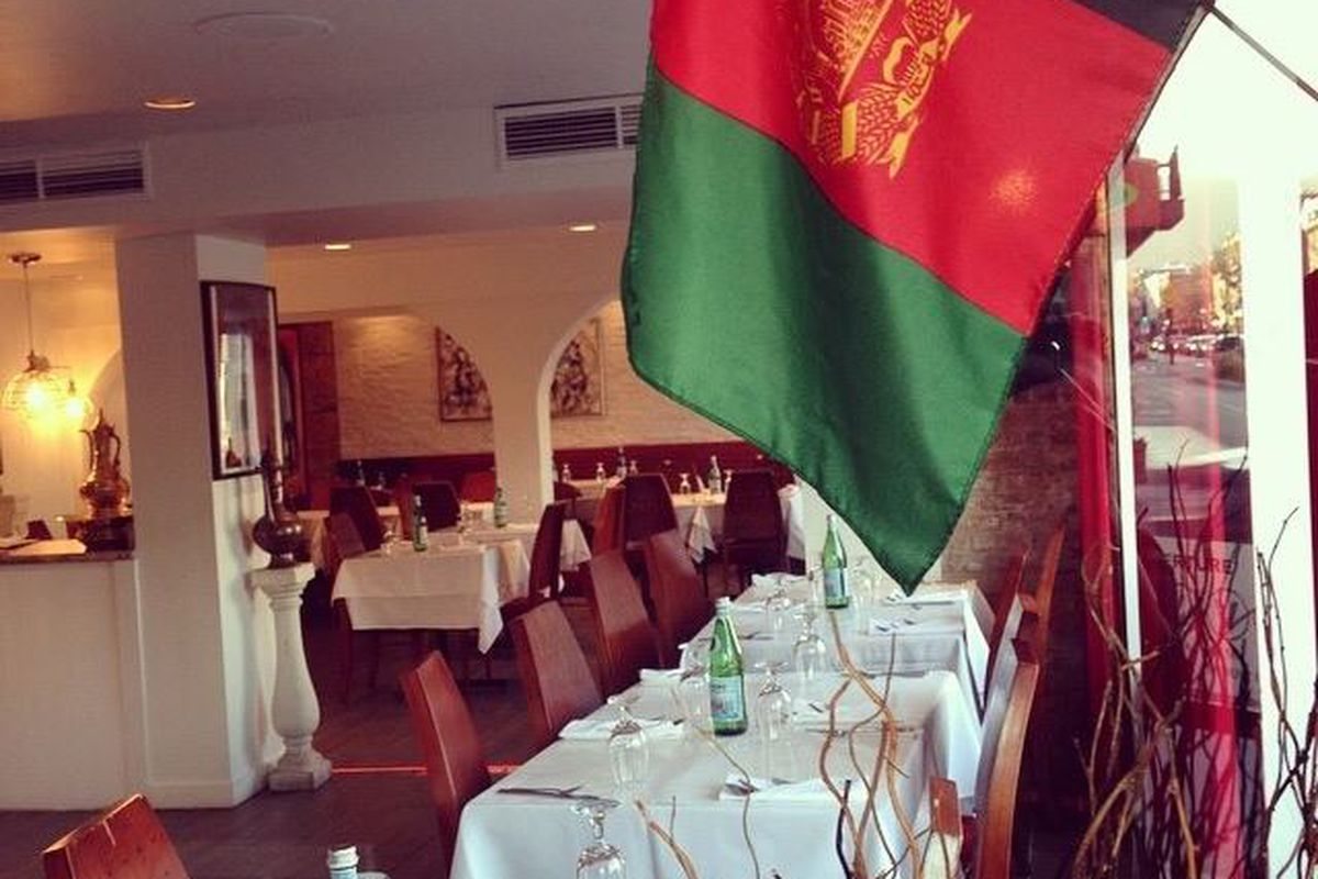 Polish Your Act Suggests Critic To Afghan Restaurant In The