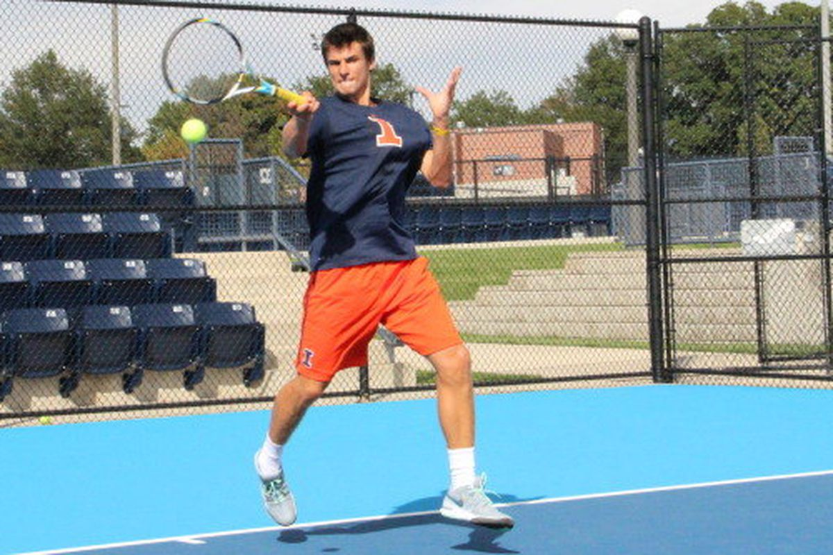 Aleks Vukic becomes the first freshman to win TCR Athlete of the Week honors