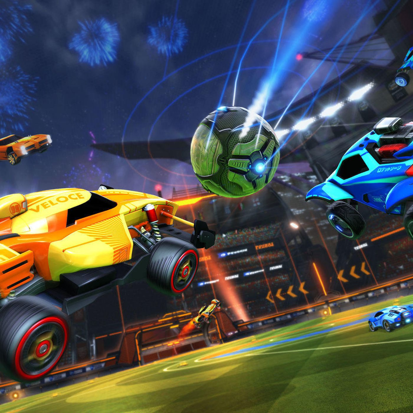 Rocket League Review 3 Years Countless Updates And Professional Play Polygon