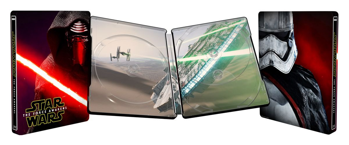 star wars force awakens blu ray best buy special editions-news-disney