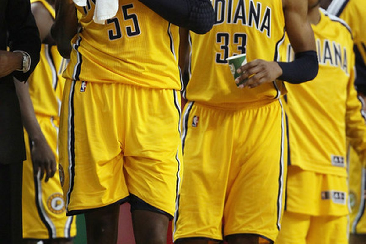 The Indiana Pacers can't let a tough loss in Boston last night derail the effort they need to finish the season strong.