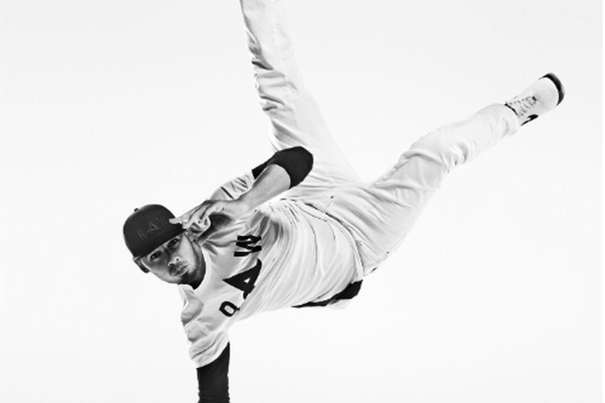 Image of Afrojack courtesy of G-Star RAW
