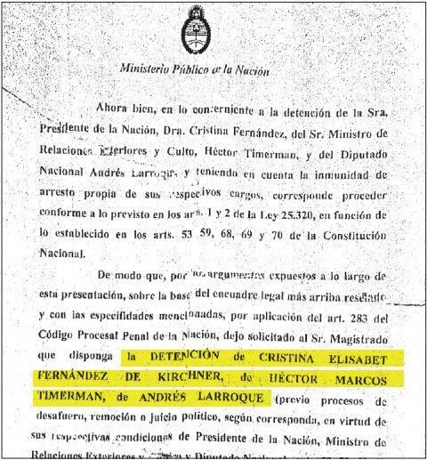 nisman warrant page 2