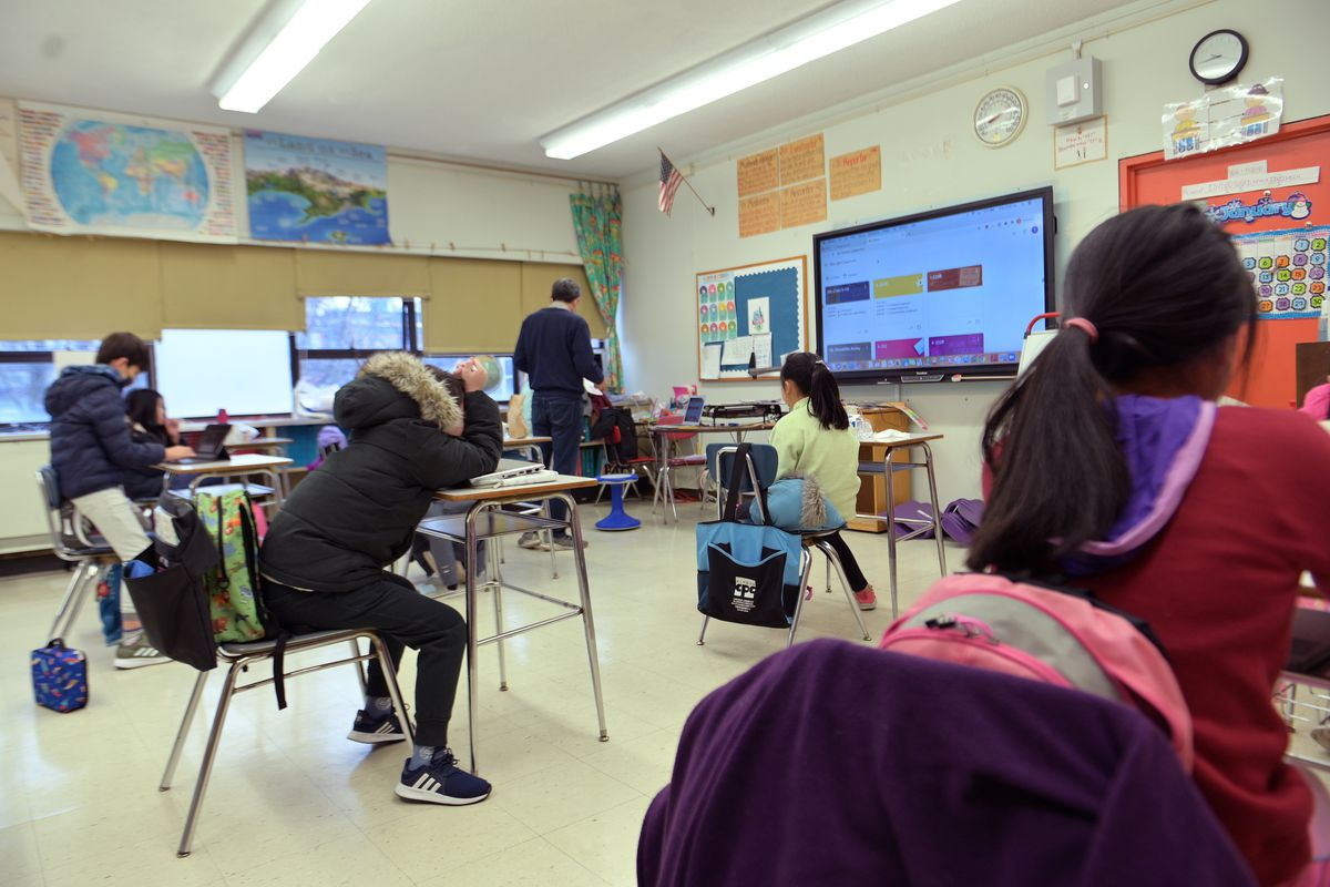 New York City Public Schools Continue To Adapt Learning Environments During COVID-19 Pandemic