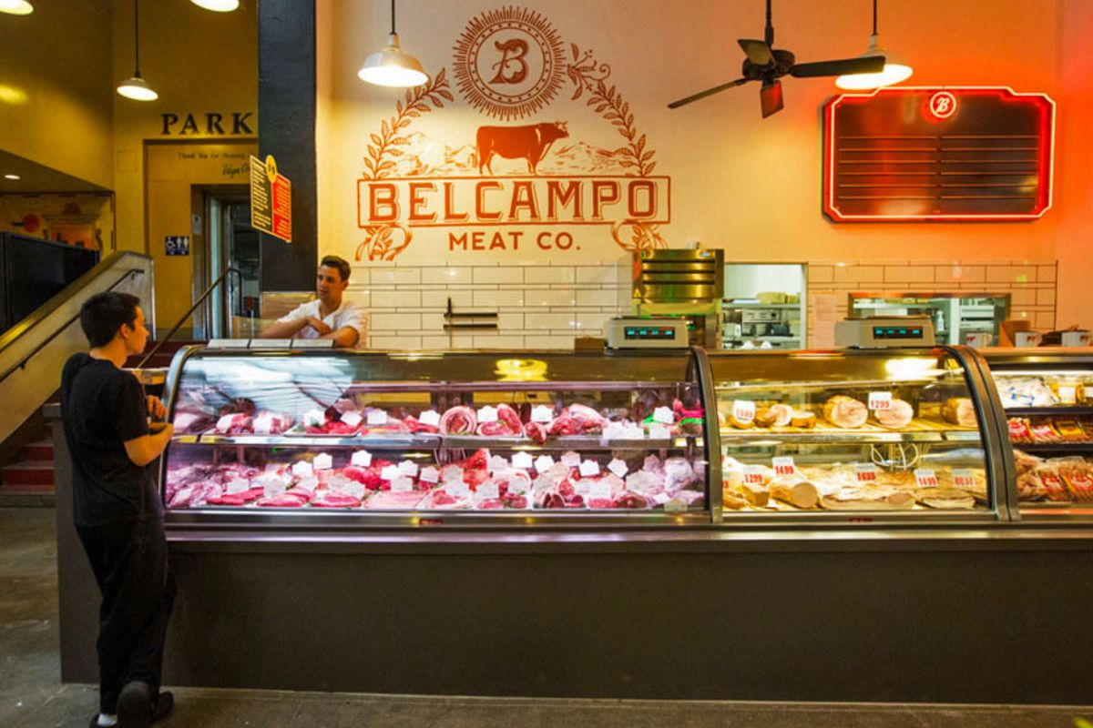 Belcampo Meat Co, Grand Central Market