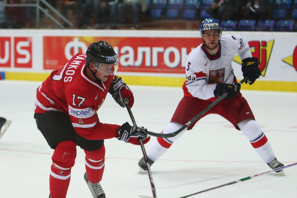 Canada v Czech Republic - IIHF World Championship