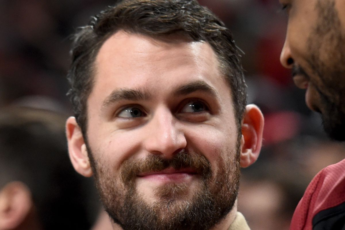 Kevin Love, Team Building and Thinking Basketball