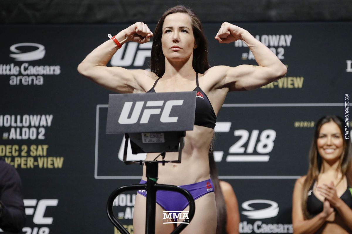 Former UFC fighter Angela Magana in coma after back surgery gone wrong