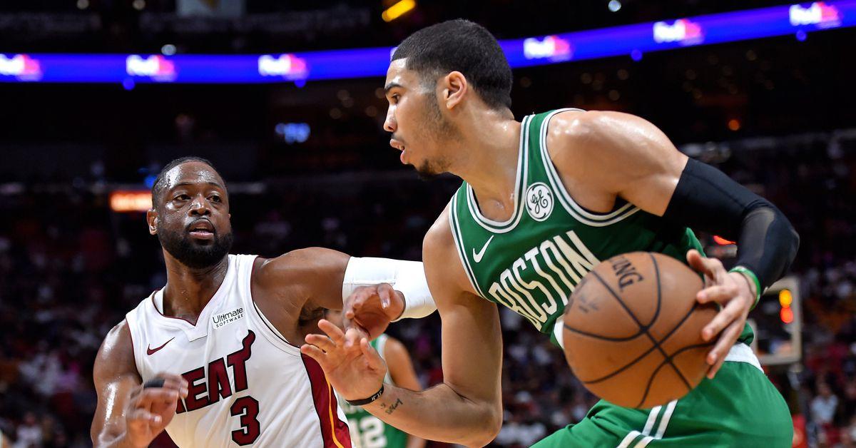 9913f12c562 Jayson Tatum signs with Jordan Brand - CelticsBlog