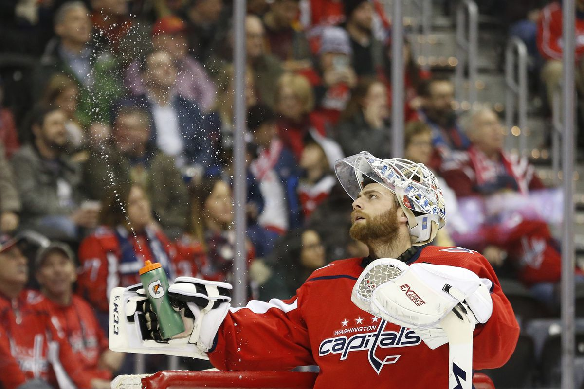 Braden Holtby's Start: A(nother) Spooky October or...?