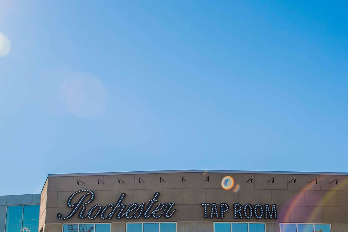 Rochester Tap Room.