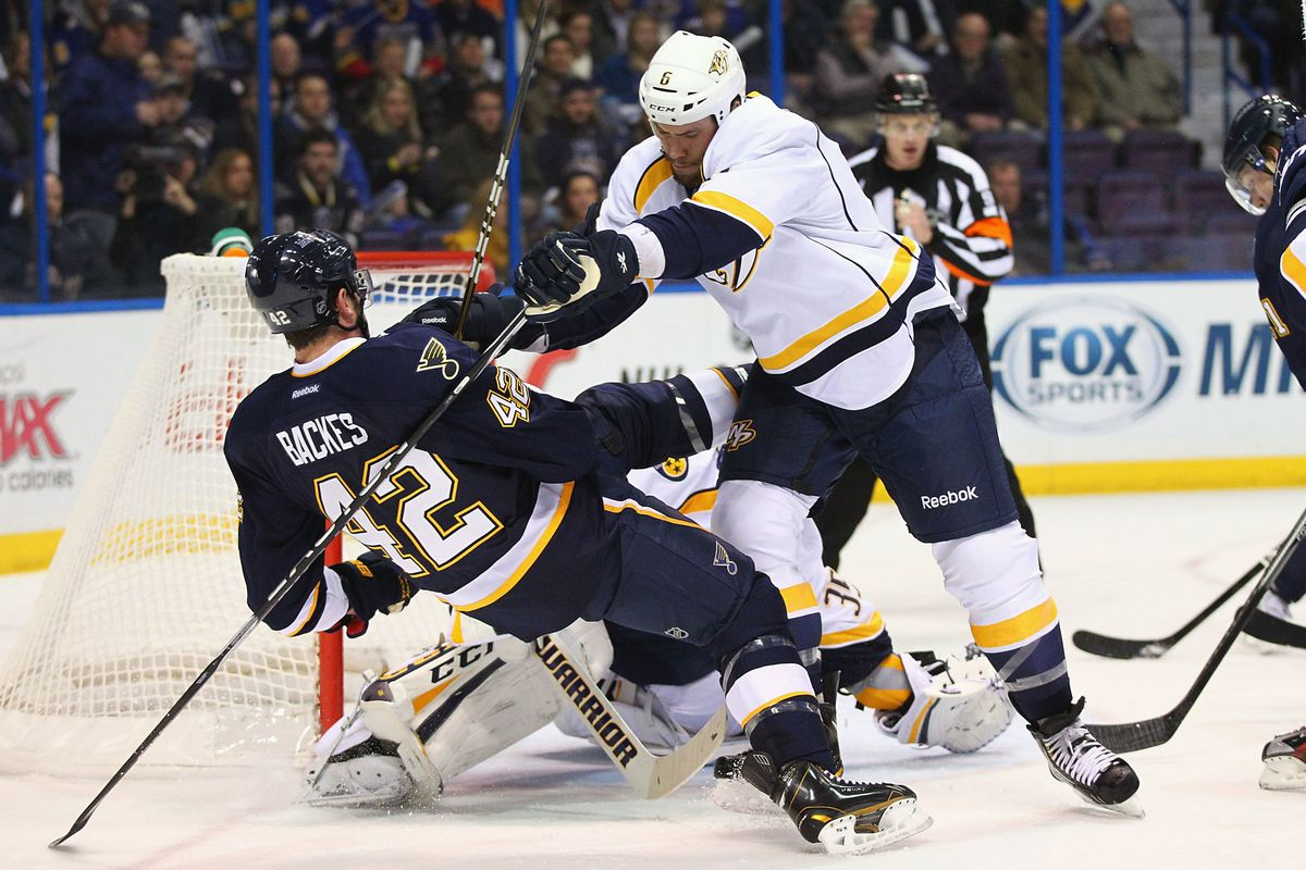 On your Backes!