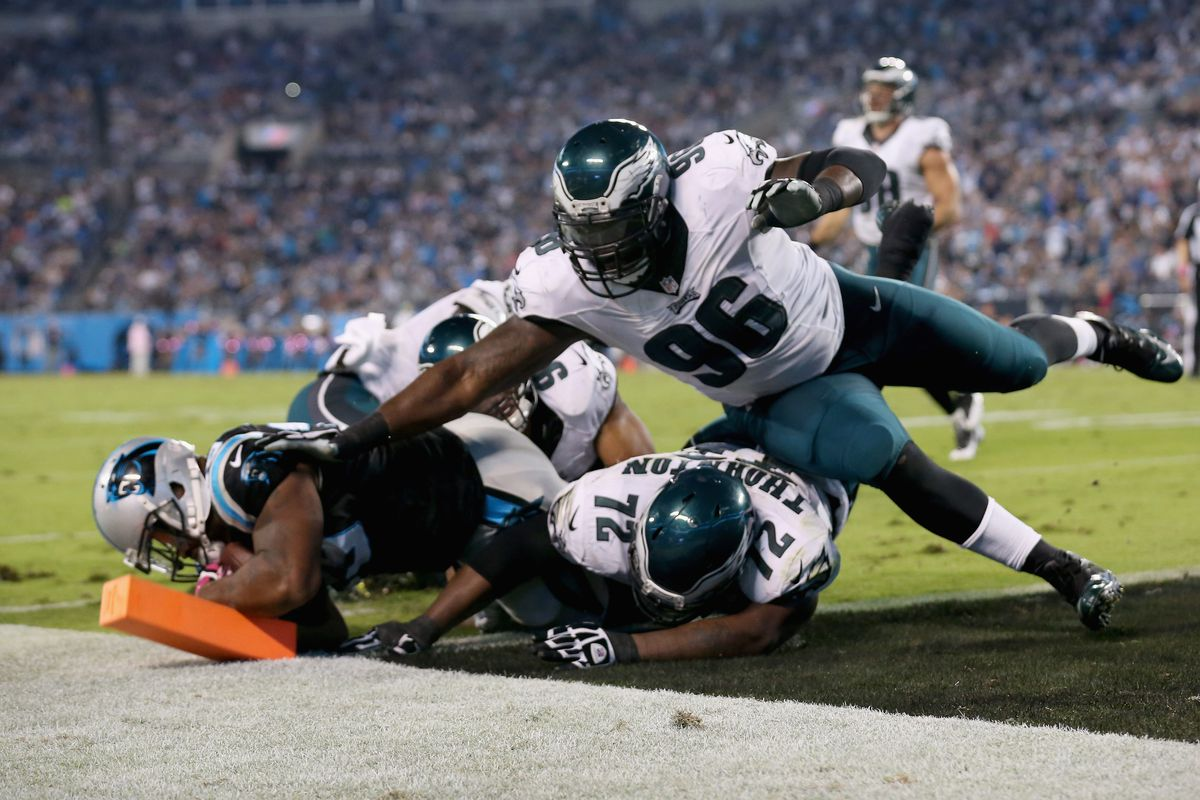 Eagles Patriots Injury Update Cedric Thornton reportedly out