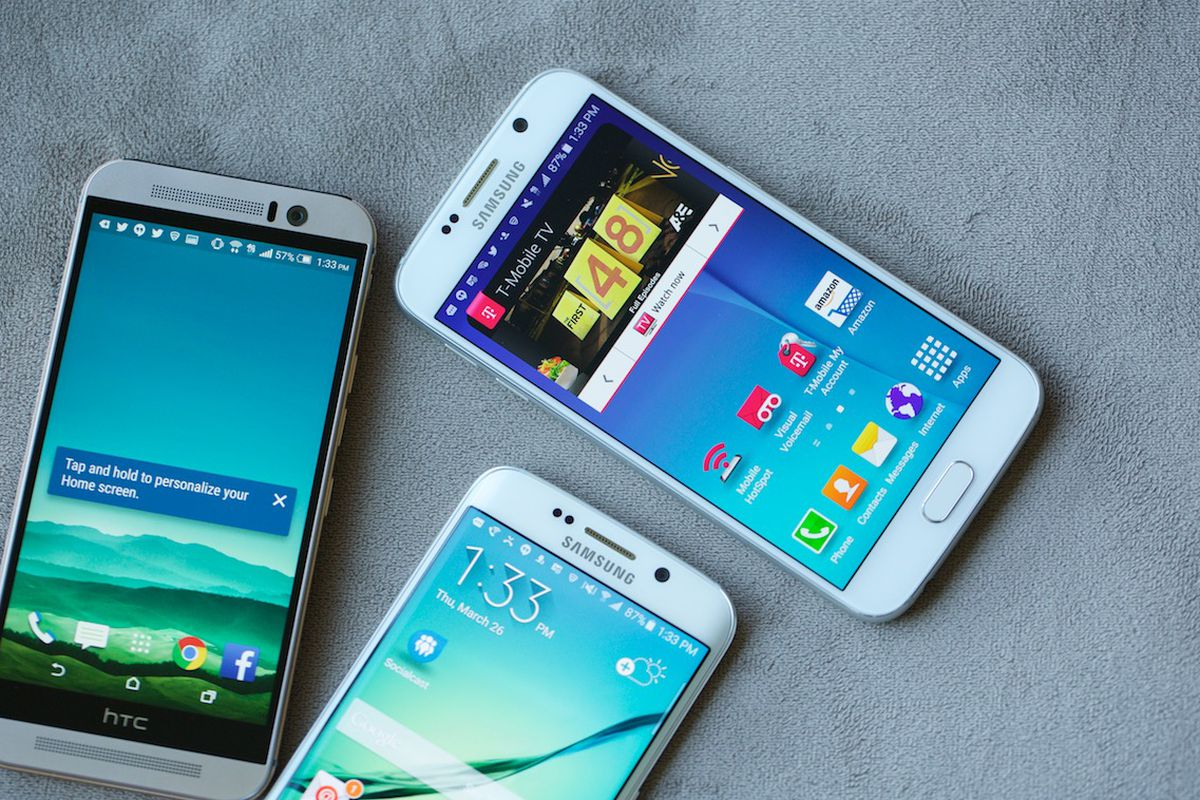 HTC One M9 vs. Samsung Galaxy S6: Which Android Flagship Is the Best?