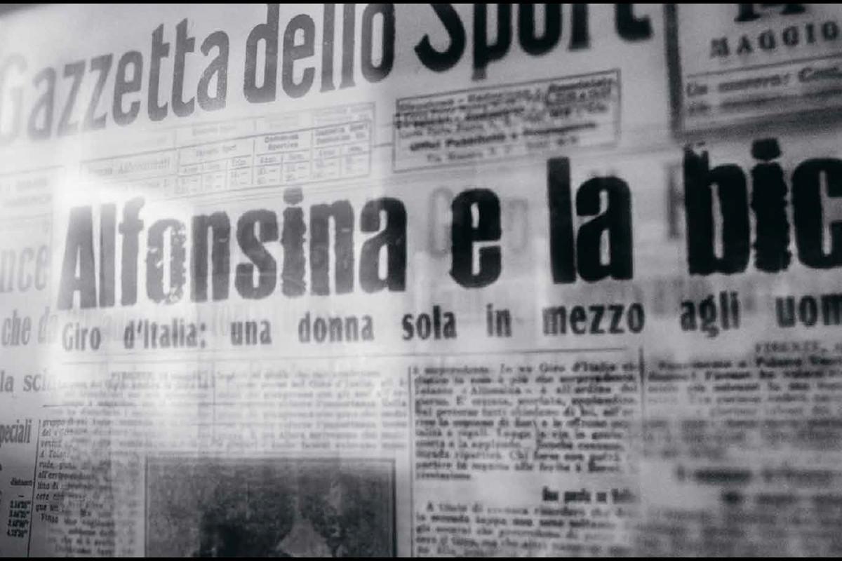 A front page from La Gazzetta dello Sport