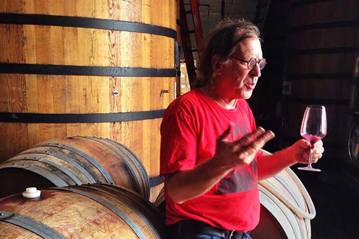Winemaker Randall Grahm