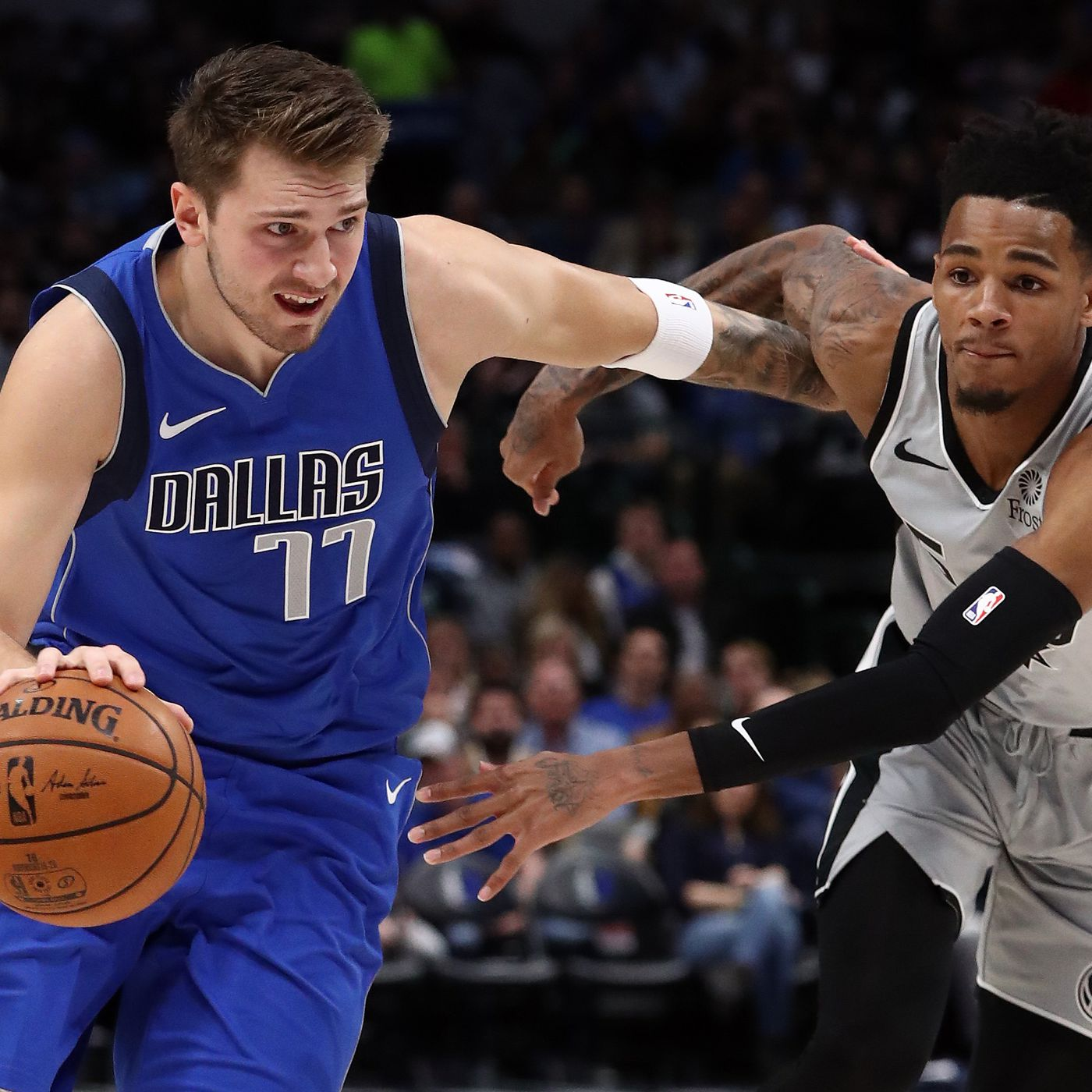 Game Preview San Antonio Spurs At Dallas Mavericks