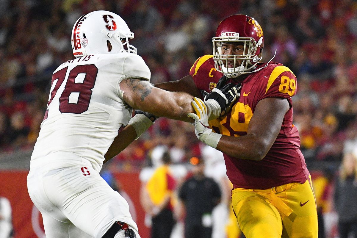 COLLEGE FOOTBALL: SEP 07 Stanford at USC