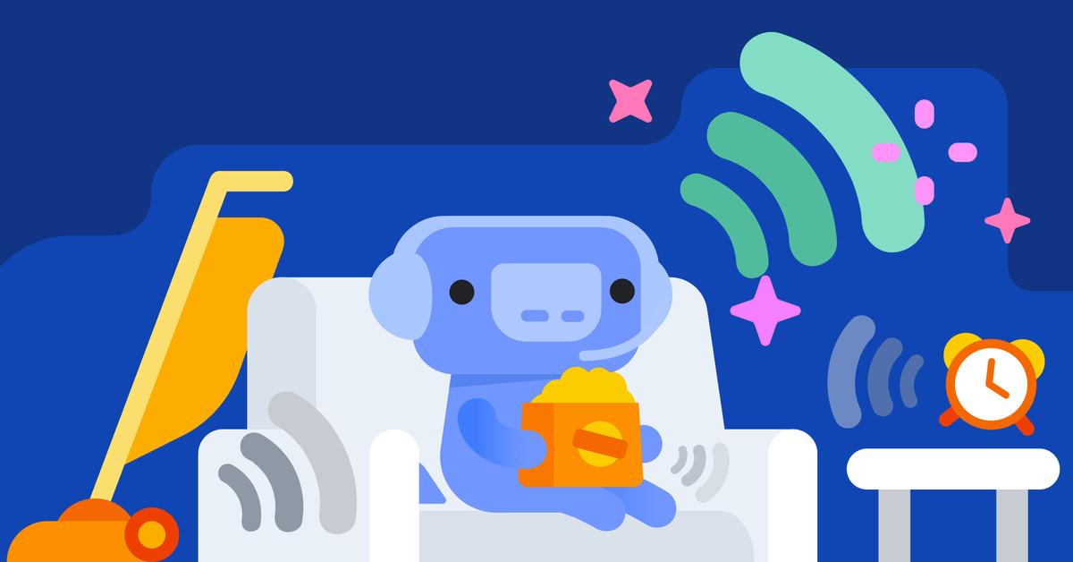 Discord delivers background noise-canceler as popularity surges thumbnail