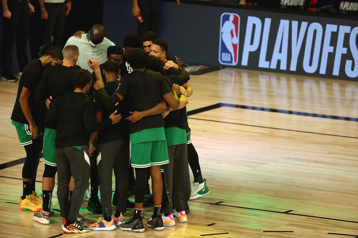 Celtics Confident Heading Into Game 7 Vs Raptors Celticsblog