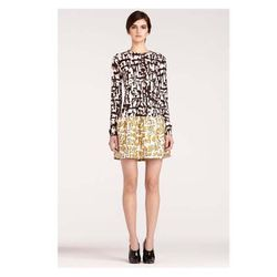 """<a href=""""http://www.dvf.com/Margaux-Dress/D5506001L12,default,pd.html?dwvar_D5506001L12_color=TLBLM&start=7&cgid=dresses&srule=surprise-sale""""><b>DVF</b> Margaux Dress</a> $262.50 (was $375)"""