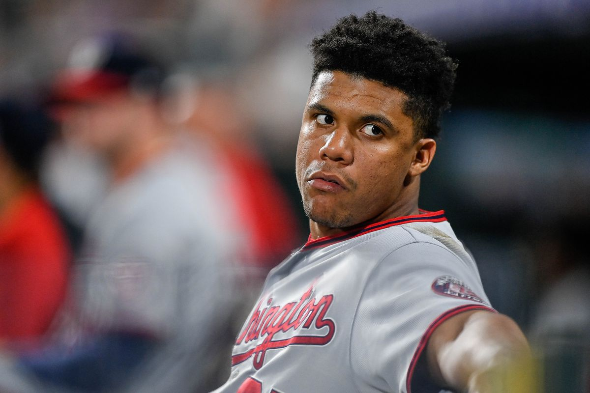 MLB: SEP 27 Nationals at Rockies