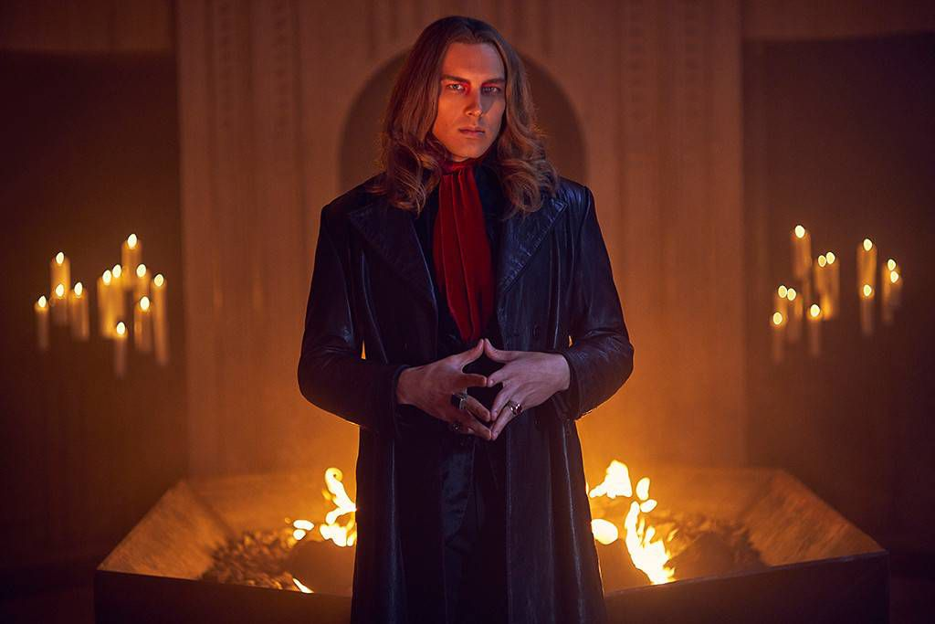 Michael Langdon, the antichrist in the American Horror Story series, has become a fashion icon.