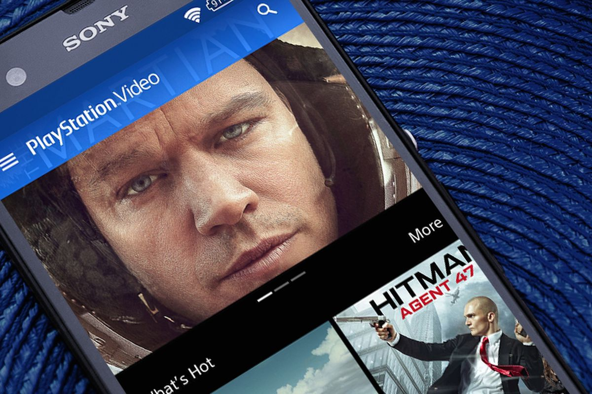 Sony launches PlayStation Video app on Android - The Verge