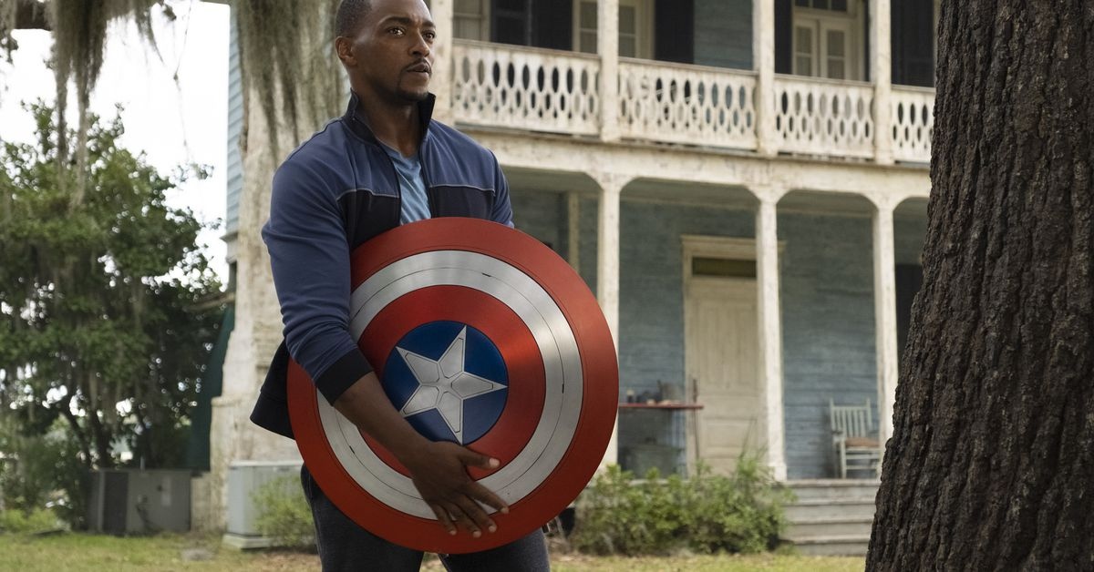 The Falcon and the Winter Soldier is a blueprint for the next decade of Marvel heroes