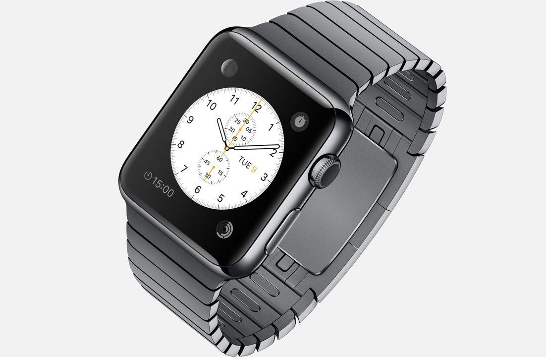 Apple Watch promo image